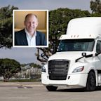 Daimler Trucks North America Building At Pre-Pandemic Levels