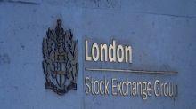 London stocks eke out gains as UK lockdown easing begins