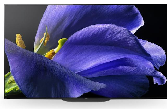 Sony's new 8K and 4K TVs will have Apple AirPlay too