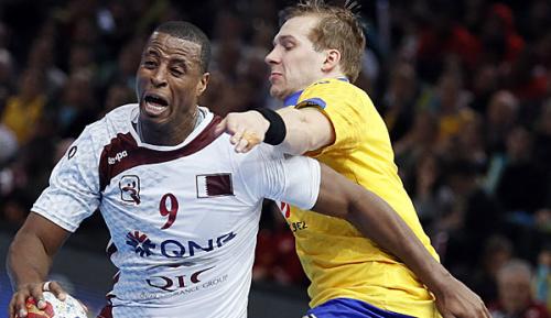 Handball: Katar-Star nach Unfall schwer verletzt