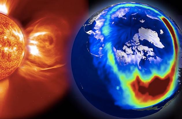 A solar storm in 2012 just barely avoided devastating our planet