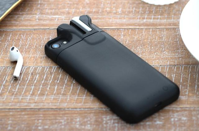 Pebble founder's comeback is a battery case for iPhone and AirPods