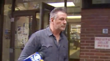 Alec Baldwin speaks out after he's arrested for allegedly punching man over NYC parking spot