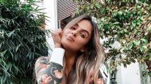 """Carol Peixinho sobre quarentena: """"Confinamento no BBB me ajudou"""""""