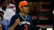 'I hate you': Allen Iverson unloads on mysterious media personality