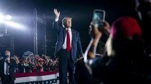 Around Atlanta, Many White Suburbanites Are Sticking With Trump