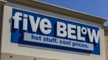 Trade of the Day: Five Below Stock Belongs on Your Short List