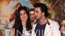 Ranbir on Katrina's comment of never working with him again: It is NOT true