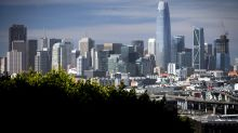 Salesforce Tower Opens After Transforming San Francisco Skyline