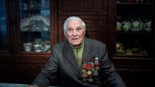 Russian Auschwitz survivor: Only coincidence that I lived