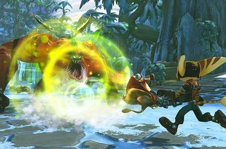 Ratchet & Clank: Full Frontal Assault launches for PS Vita next week