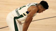 Giannis Antetokounmpo questionable for Game 4 as Bucks face sweep