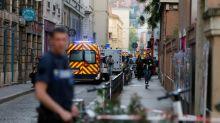 Explosión en Lyon deja al menos ocho heridos