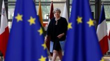 Good start, not enough - EU leaders mull May's Brexit offer