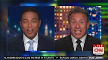 Chris Cuomo and Don Lemon mockingly suggest holding 'Trump Day' election in two weeks