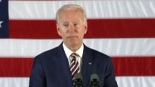 Biden faces backlash for saying he supports redirecting some police funding