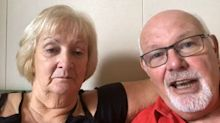 'I smell a rat here': British couple quarantined on cruise ship claim their coronavirus diagnosis 'might not be true'