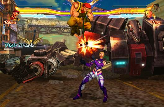 Street Fighter X Tekken Mobile gets Rolento in free update 'soon'