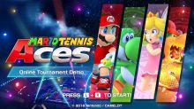 'Mario Tennis Aces' Characters, Stages and More Found in Datamine