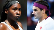 Coco Gauff responds to Roger Federer's 'Blackout Tuesday' post