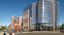 Exclusive: PwC leases large block of space at new development by Mount Vernon Square