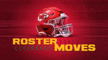 Chiefs announce roster moves following rookie minicamp