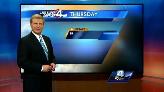 John Cessarich's Forecast for May 22, 2013