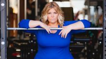 'People believe that fat people are less than': How this Canadian personal trainer is changing the game for plus-sized athletes