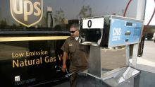 UPS is spending hundreds of millions of dollars to fight climate change