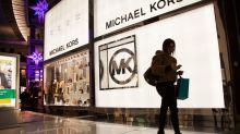 Michael Kors shares pop on earnings beat