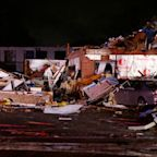 Likely Tornado Kills At Least 2, Demolishes Motel In Oklahoma City Area