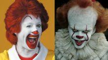 """Burger King de Rusia quiere prohibir IT porque """"se parece al payaso de la competencia"""""""