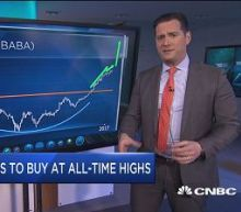 There are 3 stocks at all-time highs you need to buy now:...