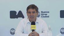 """Vacuna contra el coronavirus: Fernán Quirós dijo que los turnos """"están garantizados"""" hasta el viernes en CABA"""