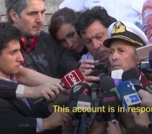 There Could Be a New Clue in the Search for the Missing Argentine Submarine