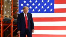 É um 'grande dia' para Floyd, diz Trump sobre dados positivos do emprego