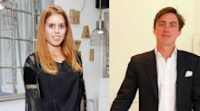 Take a Look Back at Princess Beatrice and Edoardo Mapelli Mozzi Relationship on Their Wedding Day