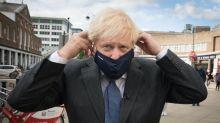 Johnson faces looming Tory revolt over coronavirus restrictions