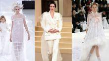 最完美嫁衣:10 套令人難以忘記的 Chanel 夢幻婚紗!
