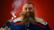 SKA Saint Petersburg's KHL playoff promo is all sorts of intense (Video)