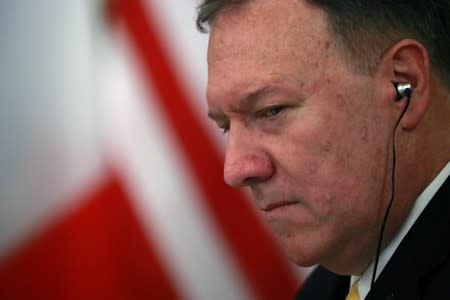 Mike Pompeo Defies Impeachment Inquiry Subpoenas: 'I Will Not Tolerate Such Tactics'