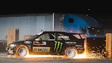 Ken Block's Gymkhana 10 Now Available to Watch Online for Free