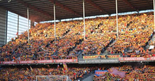 Foot - L2 - 31e j. - Ligue 2 : Lens-Brest à guichets fermés