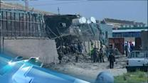 Breaking News Headlines: Taliban Attack NATO Supplier's Compound, Kill 7