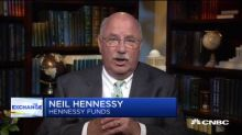 Stock market is not overvalued, says Hennessy Funds CIO