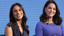 Kate Won't Be Meghan's Maid of Honor