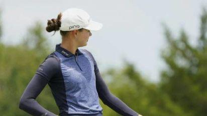 Golf: Henseleit in Ohio vor Schlussrunde Vierte