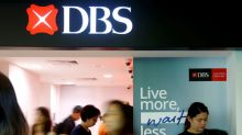 Singapore bank DBS's profit skids 22% on loan losses, says business steadying