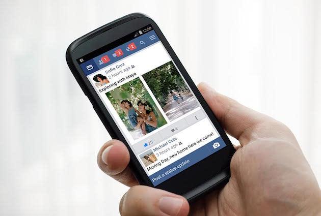 El Facebook de bajo consumo ya está en España