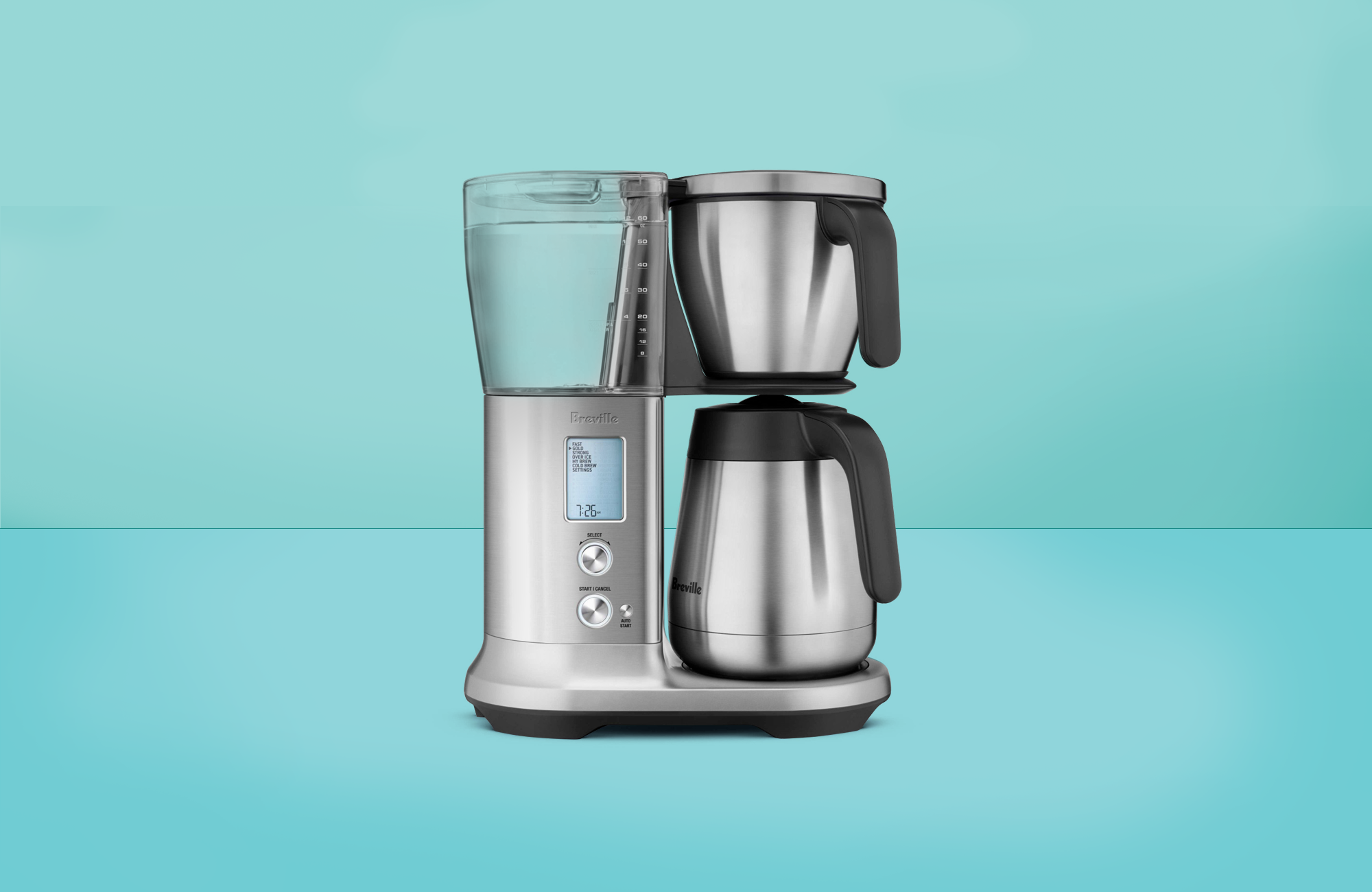 Automatic Tea Brewers : Breville One